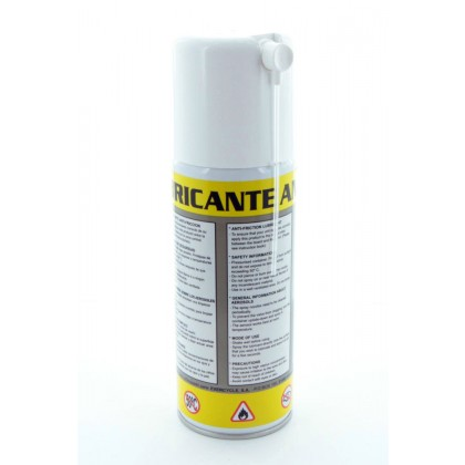 Spray lubricante anti-fricción