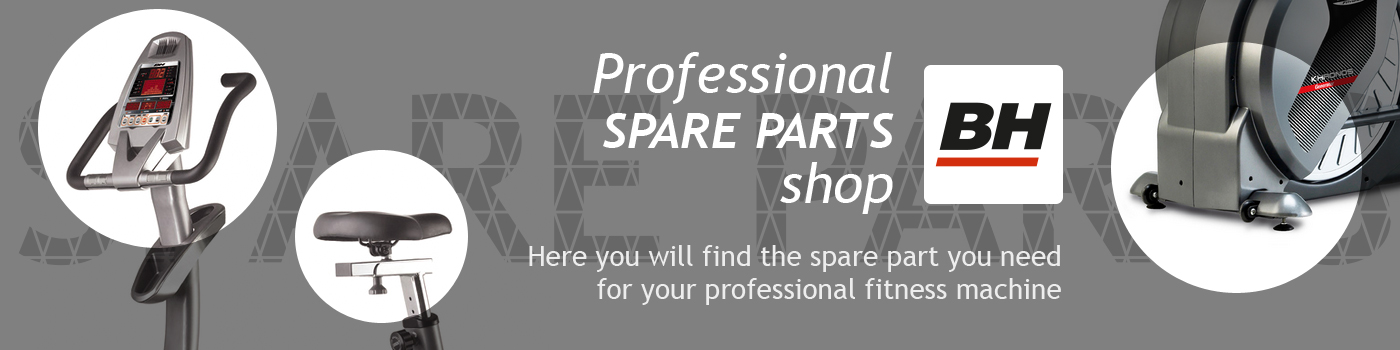 BH FITNESS Professional spare parts