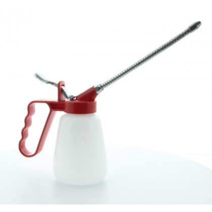 Aceitera para lubricante
